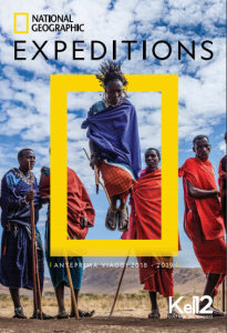 Kel12 National Geographic Expeditions anteprima viaggi